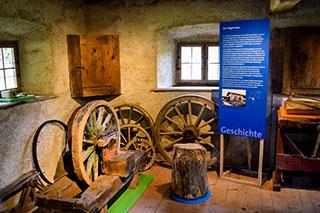 Das Wagnerhaus im Bauernhausmuseum in Amerang wurde kürzlich wiedereröffnet.