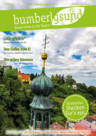 bumberlgsund März/April 2019