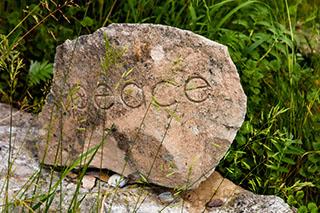 Nicky Sitaram Sabnis' Garten des Friedens in Gstadt am Chiemsee