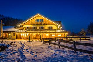 Den Advent genießen im Hotel Eichenhof in Waging am See
